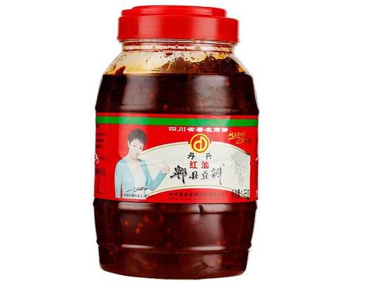 丹丹红油豆瓣1...