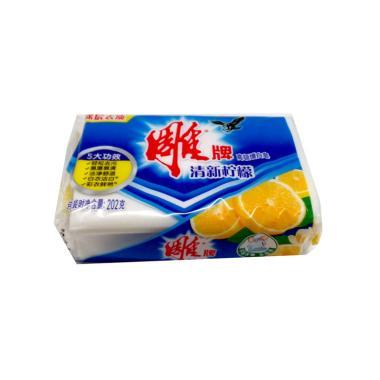 雕牌柠檬增白皂...