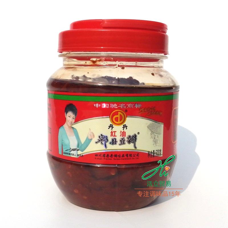 丹丹红油豆瓣5...