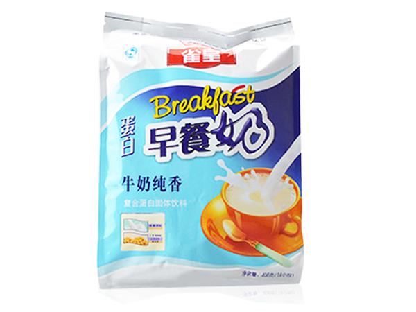 雀皇早餐奶(牛...