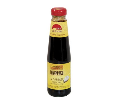 李锦记味蚝鲜蚝...
