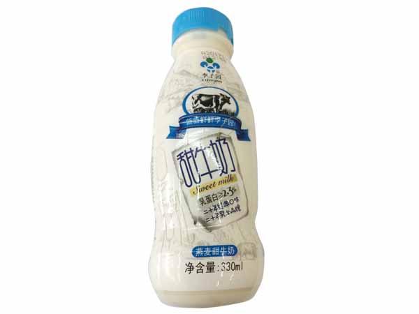 T李子园甜牛奶...