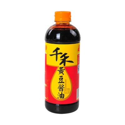 千禾黄豆酱油6...