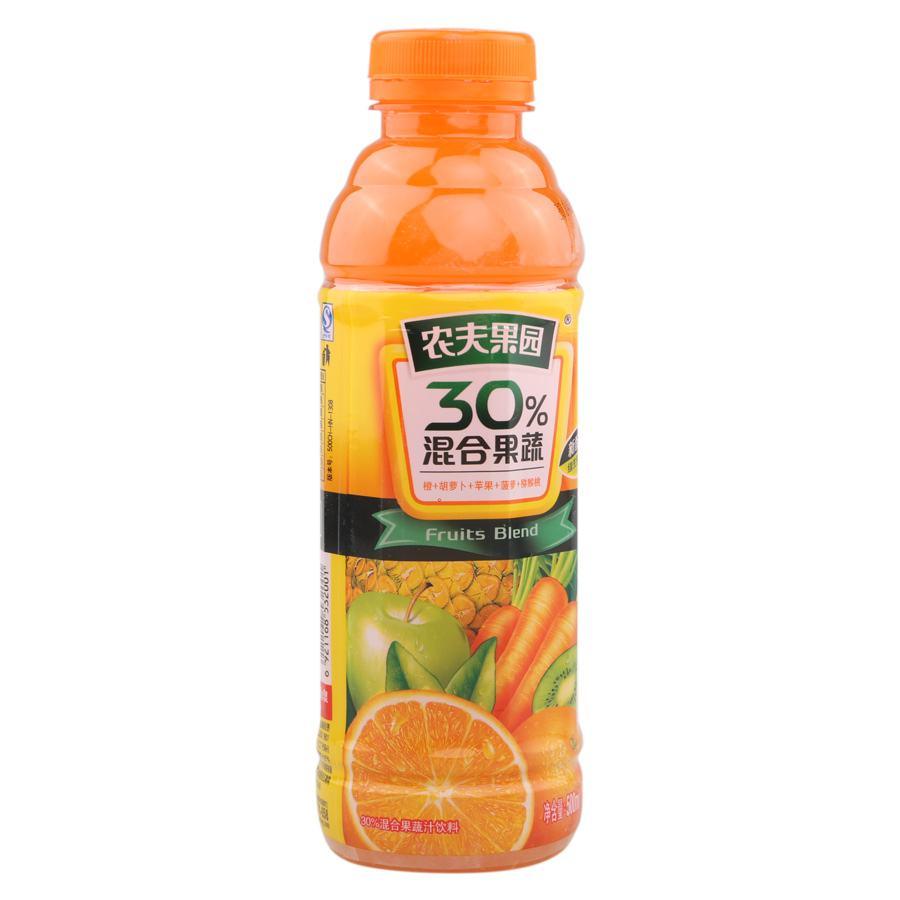 农夫果园橙+胡...