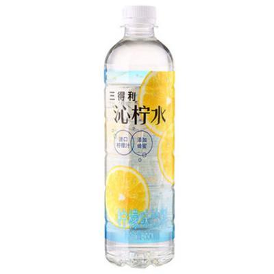 三得利沁柠檬水...