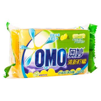 奥妙清新柠檬超...