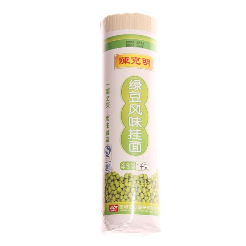 陈克明绿豆风味...